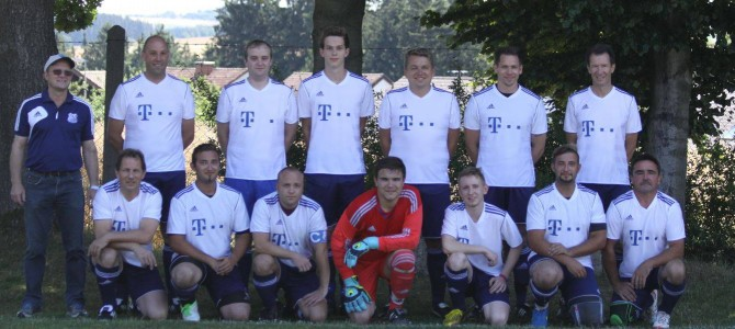 ATS Selbitz 2 vs FC Frankenwald 3