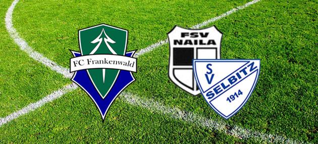 FC Frankenwald 3 vs SG Naila 2 / Selbitz 3