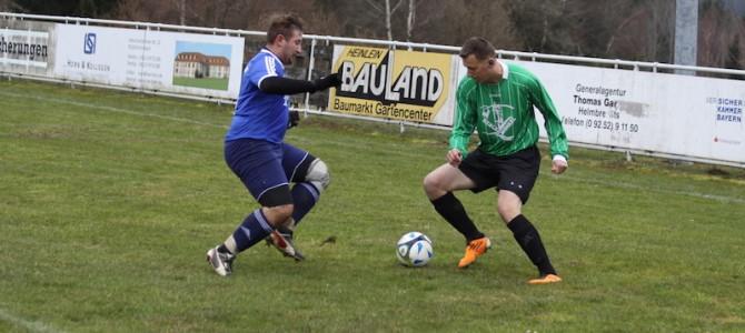 FC Frankenwald 3 vs FC Saaletal Berg 2