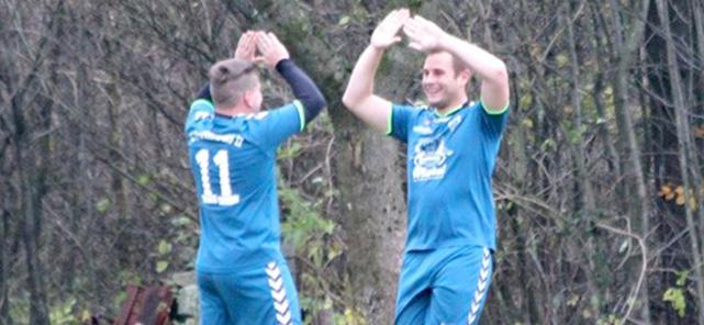 Zufriedenheit beim FC Frankenwald 2