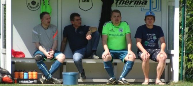 SV Froschbachtal III — FC Frankenwald II