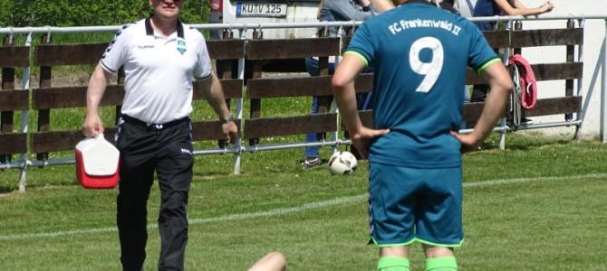 FC Frankenwald II — FC Konradsreuth