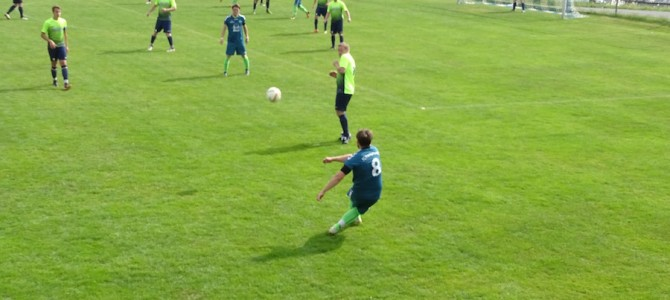 FC Frankenwald II — SV Sauerhof
