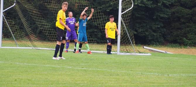FC Frankenwald II — TuS Schauenstein II
