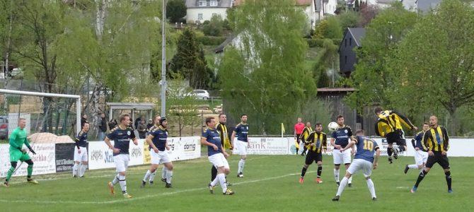 1.  FC Stammbach — FC Frankenwald