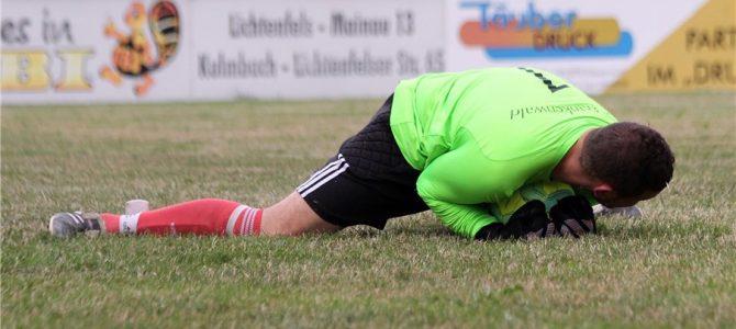 TSV Köditz — FC Frankenwald II