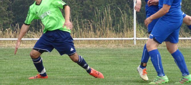 TuS Schauenstein II — FC Frankenwald II