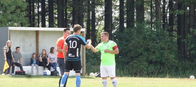 TV Kleinschwarzenbach — FC Frankenwald II