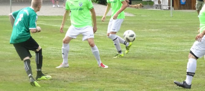 1. FC Waldstein II — FC Frankenwald II