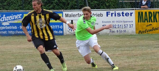 1.  FC Stammbach — FC Frankenwald II