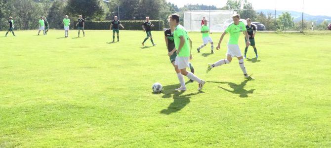 FC Frankenwald II — TSV Köditz