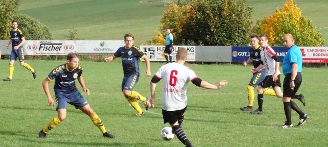 1. FC Höllental — FC Frankenwald