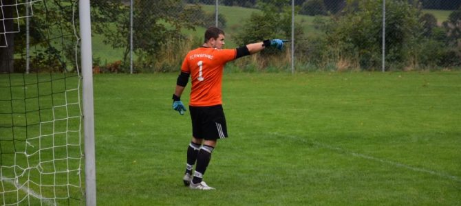 SG Froschbachtal/Bad Steben — FC Frankenwald II
