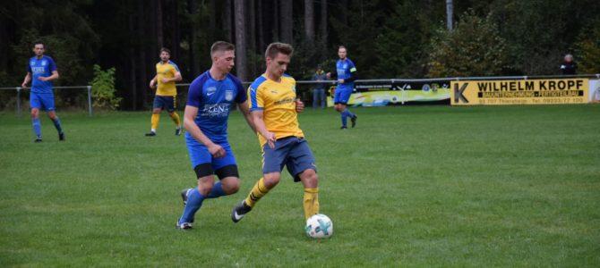 SpVgg Faßmannsreuth — FC Frankenwald