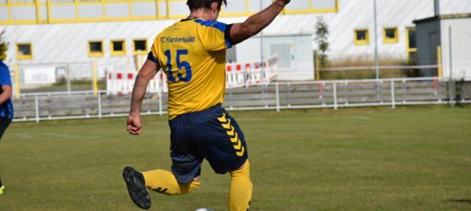 FC Frankenwald — FSV Viktoria Hof
