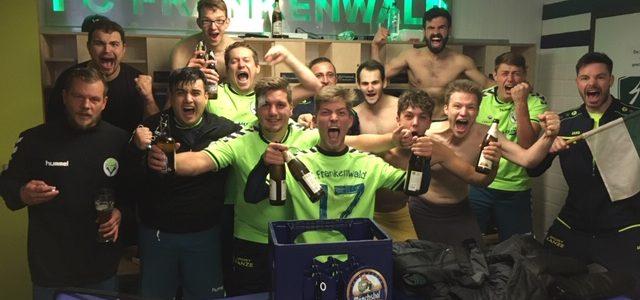 FC Frankenwald II — SG Selbitz/Lippertsgrün